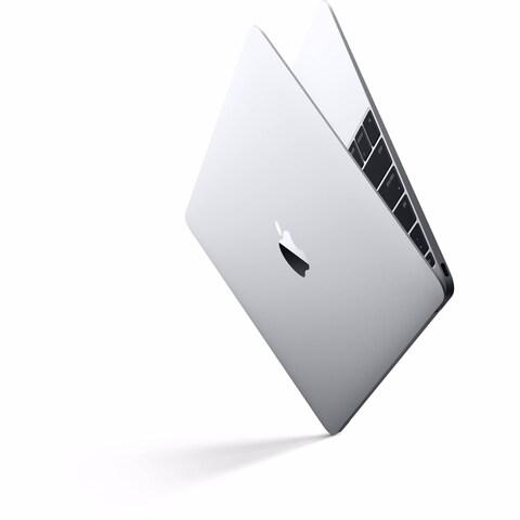 """Apple 12"""" MacBook (Mid 2017, Silver) - Silver"""