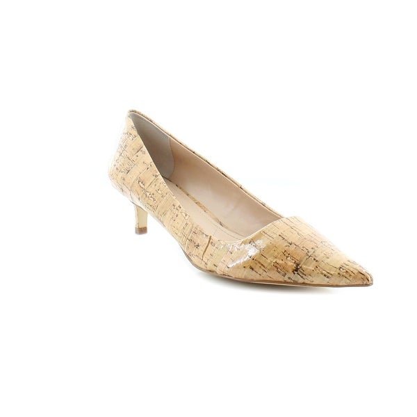 Charles by Charles David Drew Women's Heels Natural
