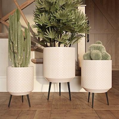 Avery Modern Planters (Set of 3)