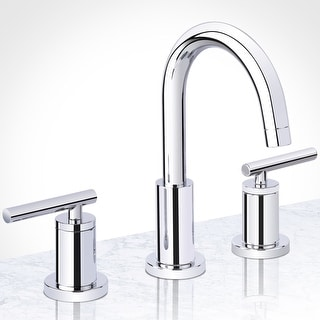 Link to Miseno ML1343 Mia Widespread Bathroom Faucet Similar Items in Faucets