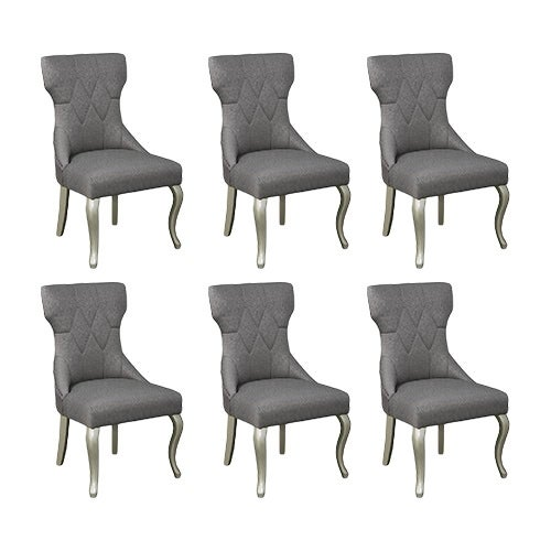 """""""Coralayne Dining UPH Side Chair D65001 (6-Pack) Dining UPH Side Chair"""""""