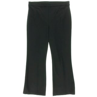 Theory Womens Stretch Solid Dress Pants - S