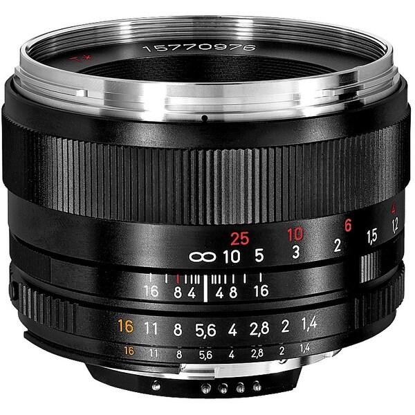 ZEISS Planar T* 50mm F/1.4 ZF.2 Lens for Nikon F-Mount Cameras - black