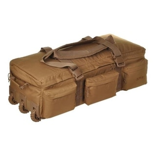 Sandpiper of California Rolling Load Out Bag - Coyote Brown - 2037-O-CB