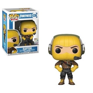 POP! Games Fortnite Raptor, Gamers by Funko
