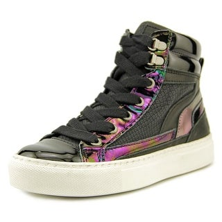Bronx K Town   Round Toe Leather  Sneakers