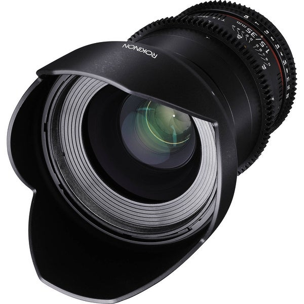 Rokinon 35mm T1.5 Cine DS Lens for Nikon F Mount - Black