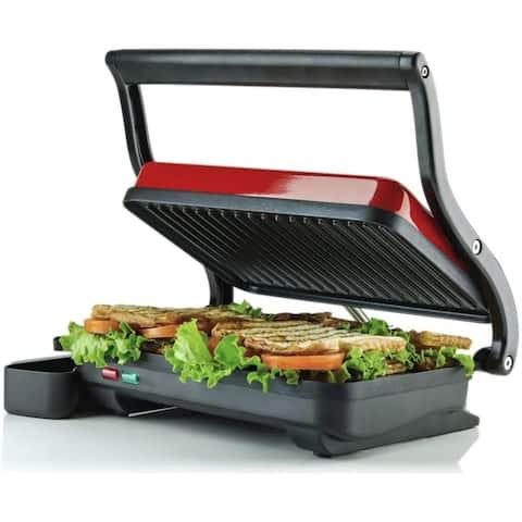 Ovente Electric Panini Press Grill Sandwich Maker (GP0620 Series)