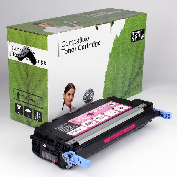 Value Brand replacement for HP 503A Magenta Toner Q7583A (6,000 Yield)