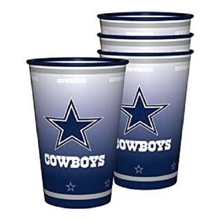 Dallas Cowboys Souvenir Cups (4-Pack)