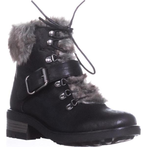 Carlos By Carlos Santana Syracuse Boots, Black