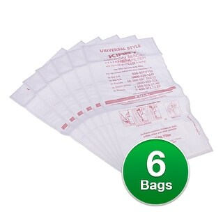 Genuine Vacuum Bag for Kirby G 2000 Limited Edition Vacuums ( 205814A ) - 3 Pack