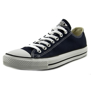 Converse Chuck Taylor All Star Core Ox Men Round Toe Canvas Blue Sneakers