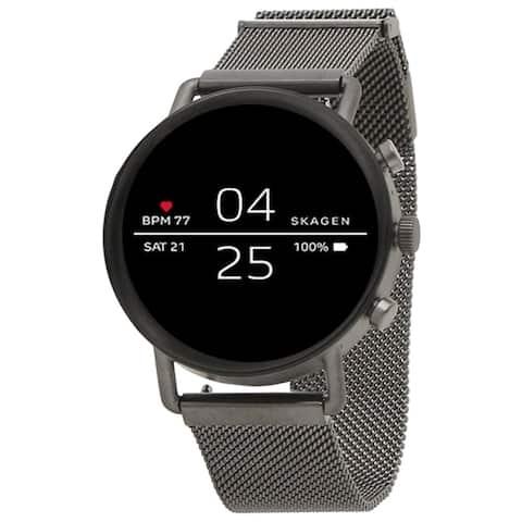 Skagen Women's Falster 2 Black Dial Watch - SKT5105 - One Size