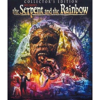 Serpent and the Rainbow - Blu-ray Disc