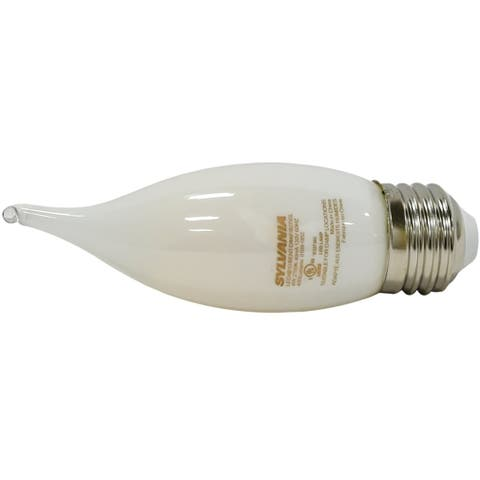 Sylvania 40527 Ultra Dimmable Chandelier Bulbs, 4 Watts, 120 Volts