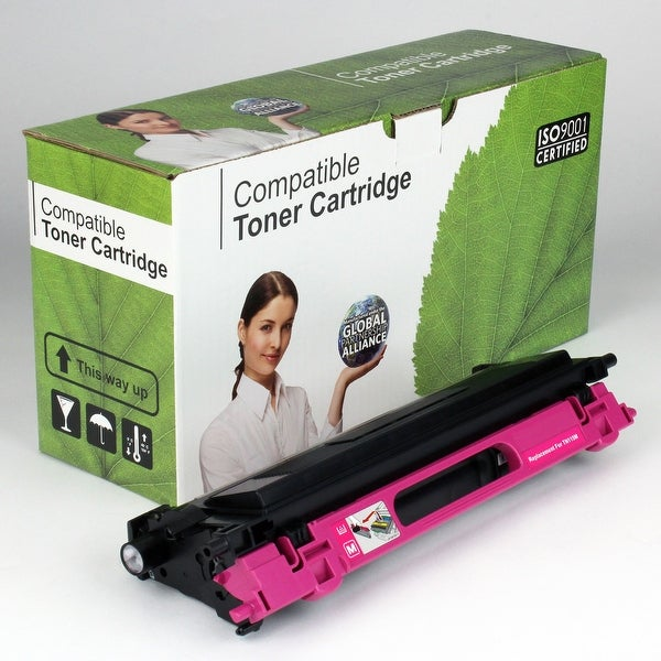 Value Brand replacement for Brother TN115M, TN115 Magenta Toner (4,000 Yield)