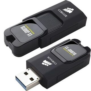 Corsair Flash Voyager Slider X1 32Gb Usb 3.0 Flash Drive