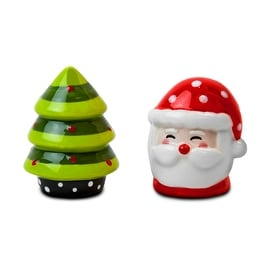 Silvestri Christmas Salt and Pepper Shakers