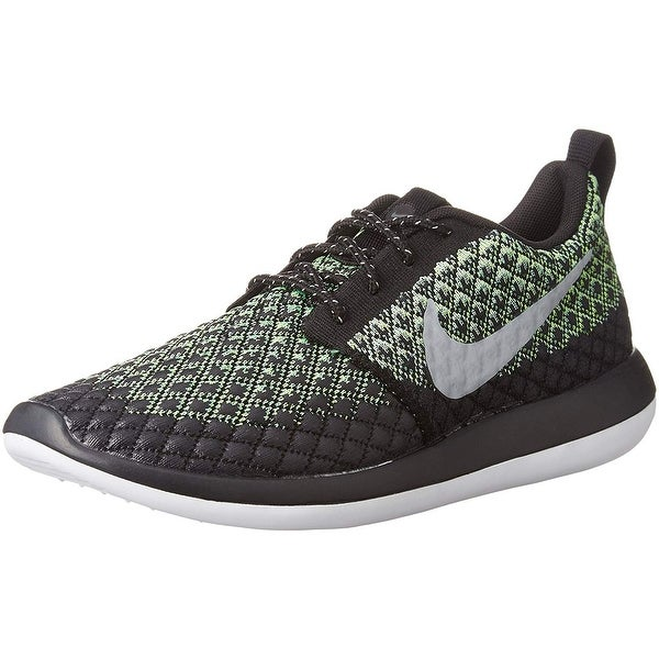 58191a8cd0629 Shop Nike Mens Roshe Two Flyknit 365 Low Top Lace Up Running Sneaker ...