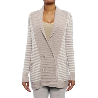 Max Mara Taddeo Long Sleeve Button Down Cardigan Women Regular Sweater