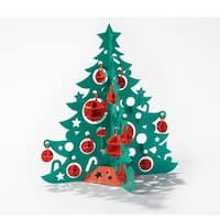 Papero Christmas Tree Assemblage Kit