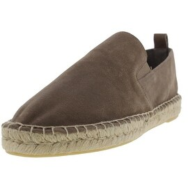 Vince Womens Robin Suede Round Toe Espadrilles