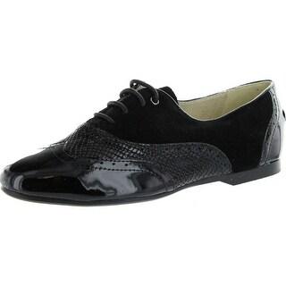 Venettini Girls 55-Louis Oxfords Dress Flats Shoes