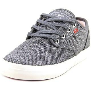 Globe Motley Round Toe Canvas Skate Shoe