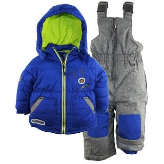 Rugged Bear Baby Boys' Robot Snowsuit and Coat Ski Snowboarding - 12 months