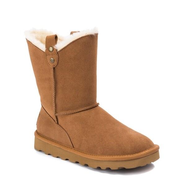Baretraps Corina Women's Boots CHESTNUT
