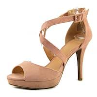 Material Girl Helenah Women Blush Sandals