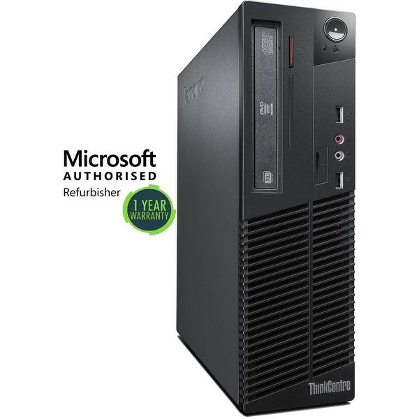 Lenovo M72 SFF, intel i5 3.2GHz, 8GB, 1TB, W10 Home
