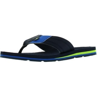 Sperry Kids Top-Sider Topsail 2 Thong Sandals - navy/blue/green - 4 m us big kid