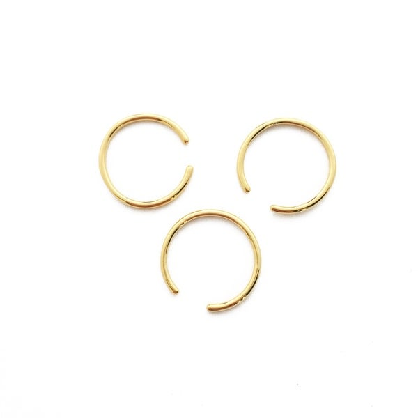 Honeycat Open Stacking Ring Trio