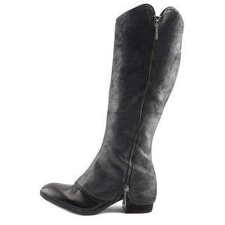 703eaff6e SALE ends in 2 days. Donald J Pliner Womens devi6 Suede Almond Toe Knee  High Fashion Boots