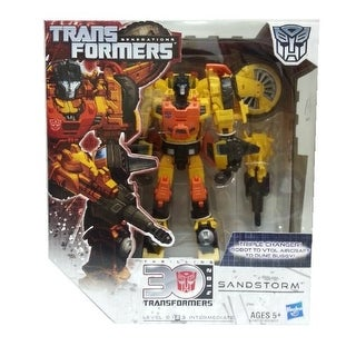 Transformers Generations Autobot Sandstorm