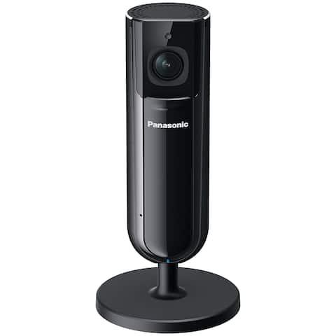Panasonic KX-HNC800B Full HD Home Monitoring Camera With Mobile App Interface