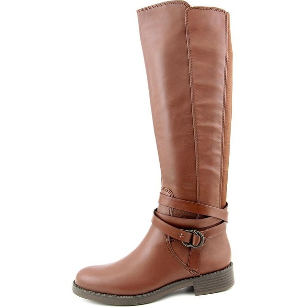 Kenneth Cole Reaction Womens Kent Play Closed Toe Knee High Fashion Boots