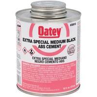 Oatey Pint Abs Cement 30918 Unit: EACH