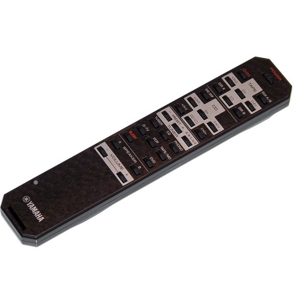 OEM Yamaha Remote Control Originally Shipped With: RX-777, RX777
