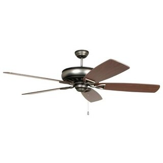 """Craftmade K11026 Supreme Air 70"""" 5 Blade Indoor Ceiling Fan with Blades Included"""