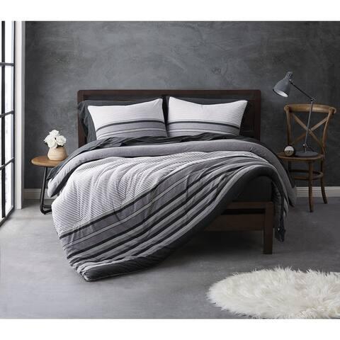 Sean John Knit Jersey Comforter Set