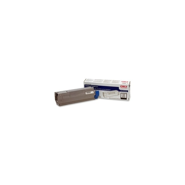 OKI High-Yield Toner - Black Toner Cartridge