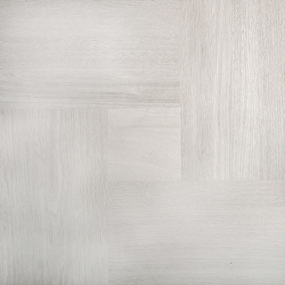 "Emser Tile F44PARQ-2020  Parquet - 19-1/2"" x 19-1/2"" Square Floor and Wall Tile - Unpolished Wood Visual"