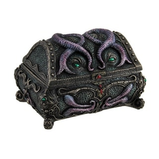 The Great Imitator Octopus Mimic Chest Decorative Trinket Box