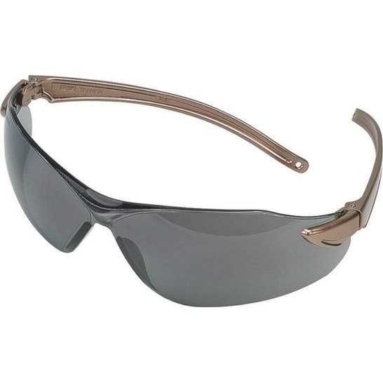 MSA Safety Works 10083075 Essential Euro 1018 Safety Glasses, Bronze