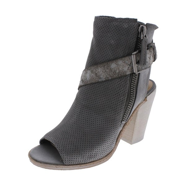 Dolce Vita Womens North Pumps Perforated Distressed