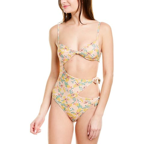 For Love & Lemons Antigua One-Piece