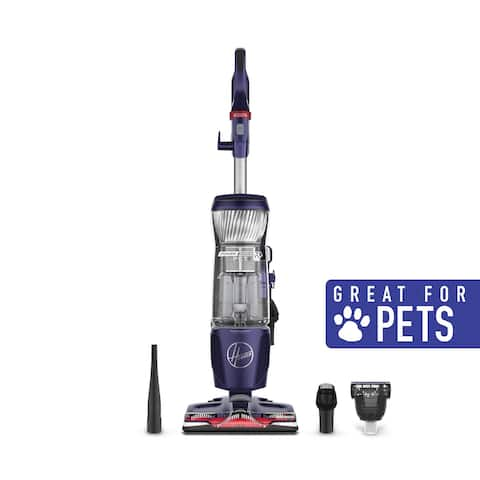 Hoover PowerDrive Pet Bagless Upright Vacuum Cleaner UH74210M
